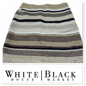 NWT White House Black Market skirt